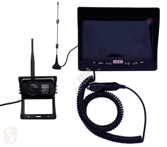 Bilder ansehen Nirixx Kit caméra de recul Ersatzteile