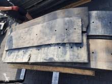 Zocon Rubbermat C-kwaliteit 190 met staal 5x Hayvancılık parçaları ikinci el araç
