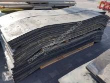 Repuestos ganadería usado Zocon Rubbermat C-kwaliteit 300 met staal 38x