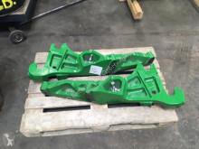 John Deere Anbauteile an 5R Ricambi trattore usato