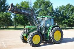 Zemědělský traktor John Deere 6310 SE Frontlader kommunaler Vorbesitzer