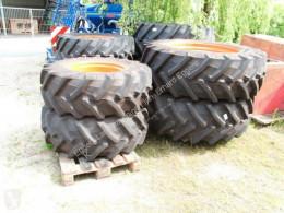 Trelleborg 420/70R24+540/65R38 használt Gumiabroncsok