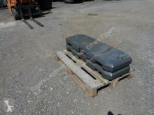 Claas Koffergewichte Repuestos tractor usado