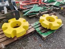John Deere 900KG RADGEWICHTE Traktordelar begagnad