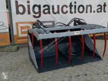 Repuestos Repuestos tractor nuevo nc Krokodilschaufel 150 cm mit Euro Aufnahme