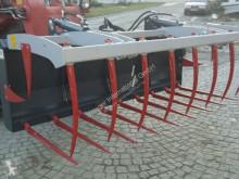Pièces tracteur neuf nc Krokodilgabel 210 cm mit Euro Aufnahme