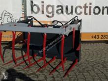 Pièces tracteur neuf nc Krokodilgabel 125cm mit Euro Aufnahme
