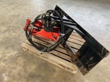 Pièces tracteur Hydrac Holzzange Hydrac mit Euroaufnahme