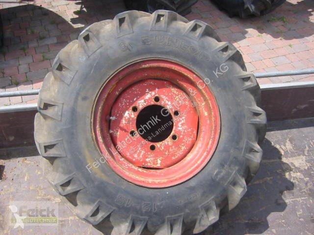Bilder ansehen Dunlop 12 - 18 (6-Loch) Ersatzteile