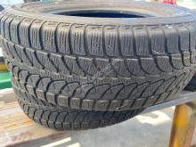 Used Tyres Bridgestone 235/65 R17 108 H XL Winterreifen 80%