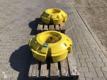 Ricambio John Deere 2 St. a 625 kg usato