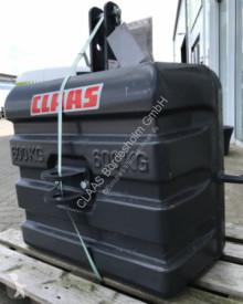 Repuestos Repuestos tractor Claas Beton-Gewicht 600 kg