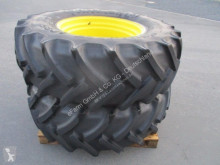 Continental spare parts used
