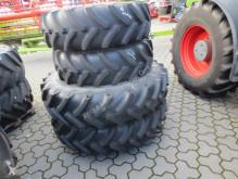 Repuestos Mitas PFLEGERÄDER 340/85R24 + 340/85R38 Neumáticos usado