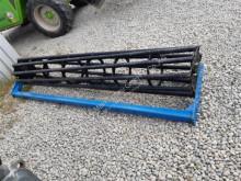 Zemin araçları parçaları Rabe Roue plombeuse STABWALZE pour rouleau agricole RKE300