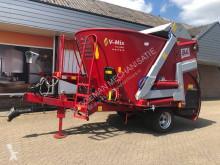 توزيع الأعلاف Van Lengerich V-mix 10 voermengwagen خلاطة مستعمل
