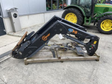 Hauer spare parts used