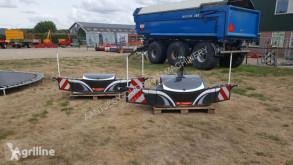 Traktoralkatrészek Pare-chocs pour tracteur