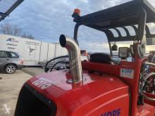 Pièces tracteur Edelstahl Auspuff