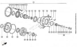 Claas spare parts Dreschtrommeldrehzahlreduzierg für Lexion
