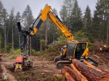 Track excavator HX145LCR