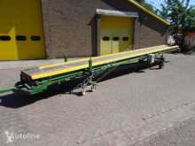 VISSER TS 10 MTR TRANSPORTBAND Triage, stockage occasion