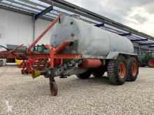Tanker truck OL FPT 60 6000 Liter, Tandemachse