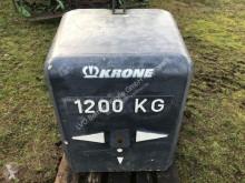 Pièces moisson GMC 1200 kg