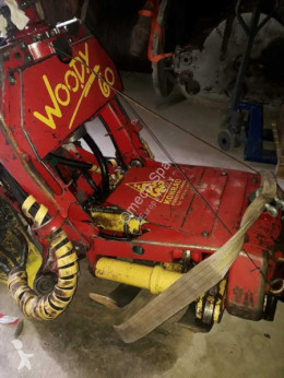 WOODY H60 spare parts used