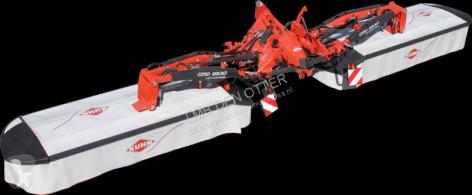Henificación Kuhn GMD 9530 TRIPLE MAAIER Segadora usado