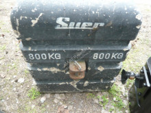 Autre équipement 800KG BETONGEWICHT