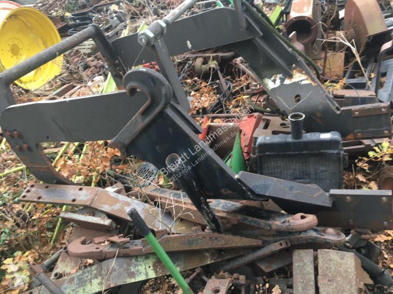 View images Stoll Frontlader - Konsole für Deutz DX 6.50 spare parts