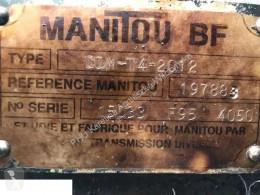 Náhradní díly Fendt Fendt - Wózek Hedera Tucholski 7 m použitý