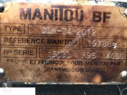 Náhradní díly Valmet 6300 - Mechanizm Różnicowy použitý