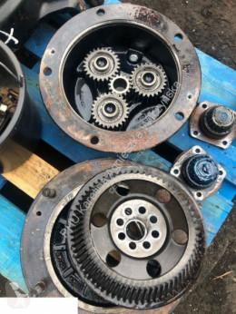 Fastrack 135-65 koła 48/70 r30 spare parts used