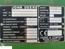 Náhradní díly Caterpillar Cat th63 - Półoś použitý