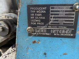 Części zamienne Caterpillar Cat TH63 - [CZĘŚCI] używana