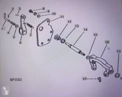 Части за трактори Claas Felga DW18x28 , felga claas 18x28
