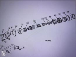 Части за трактори Case Felga W12x24 , Felga Case 12x24