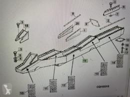 Pièces détachées John Deere Sieczkarnia John Deere 7200 | 7300 | 7400 | 7500 | 7600 | 7700 | 7800 - Walce Wciągające Detektor occasion