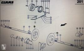 Repuestos Claas Tarcza hamulcowa Class Mega 370-340 Nr katalogowy 000 643 591 2 usado