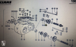 Pièces détachées Claas Podwójne koło przesuwne Class Mega 370-340 Nr katalogowy 000 669 746 1
