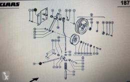 Części zamienne Claas Ogranicznik Class Mega 370-340 Nr katalogowy 000 542 927 0 używana