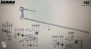 Repuestos Claas Skrzynia przekładni lewa Class Mega 370-340 Nr katalogowy 000 642 170 1 usado