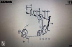 Yedek parçalar Claas Koło pasowe Claas Mega 370-340 Nr katalogowy 000 603 189 0 ikinci el araç