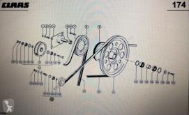 Repuestos Claas Rolka napinacza Claas Mega 370-340 Nr katalogowy 000 773 232 0 usado