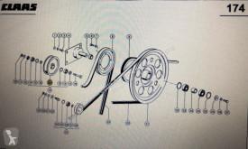 Części zamienne Claas Rolka napinacza Claas Mega 370-340 Nr katalogowy 000 603 034 1 używana