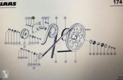 Części zamienne Claas Płyta uchwytu Claas Mega 370-340 Nr katalogowy 000 603 153 0 używana