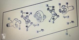 Yedek parçalar John Deere John Deere RE70738/przegub komplet/John Deere 4555/4755/4955 Nr części RE 70738 ikinci el araç