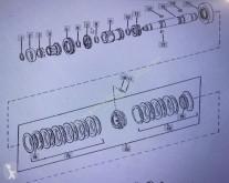 Pièces détachées John Deere John Deere R63930/pierścień zmiany biegów/John Deere 4555/4755/4955 Nr części R63930